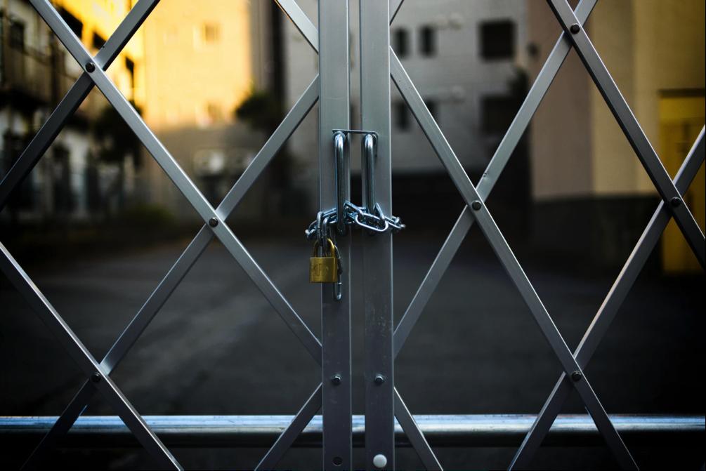 Ideální brána pro vaši zahradu? Záleží na šířce průjezdu